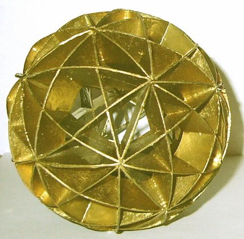 инструкция по изготовлению сферы золотого сечения img-1